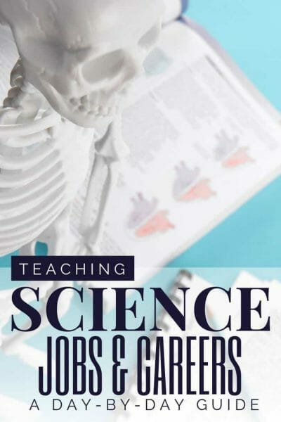 teaching about science careers