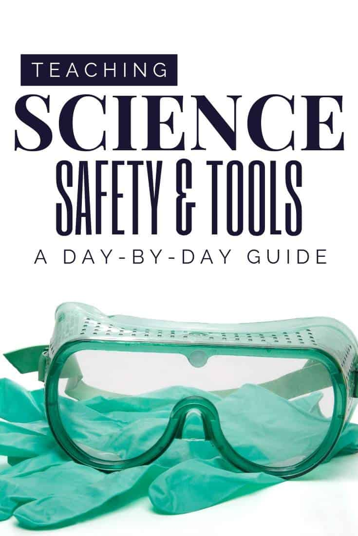 Science Safety and Tools Unit Plan for Elementary