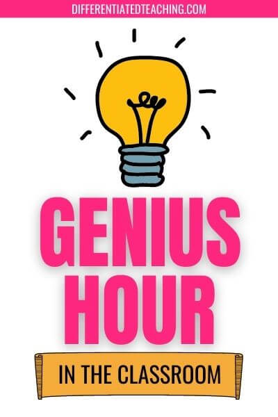 Genius Hour in the Classroom: Challenges & Solutions
