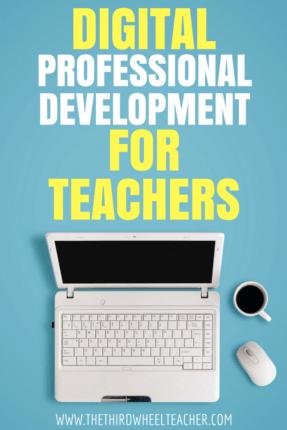 Free Digital PD for Teachers