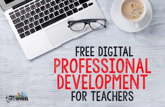 Free Online Professional Development for Teachers