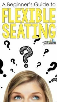 Beginners Guide to Flexible Seating