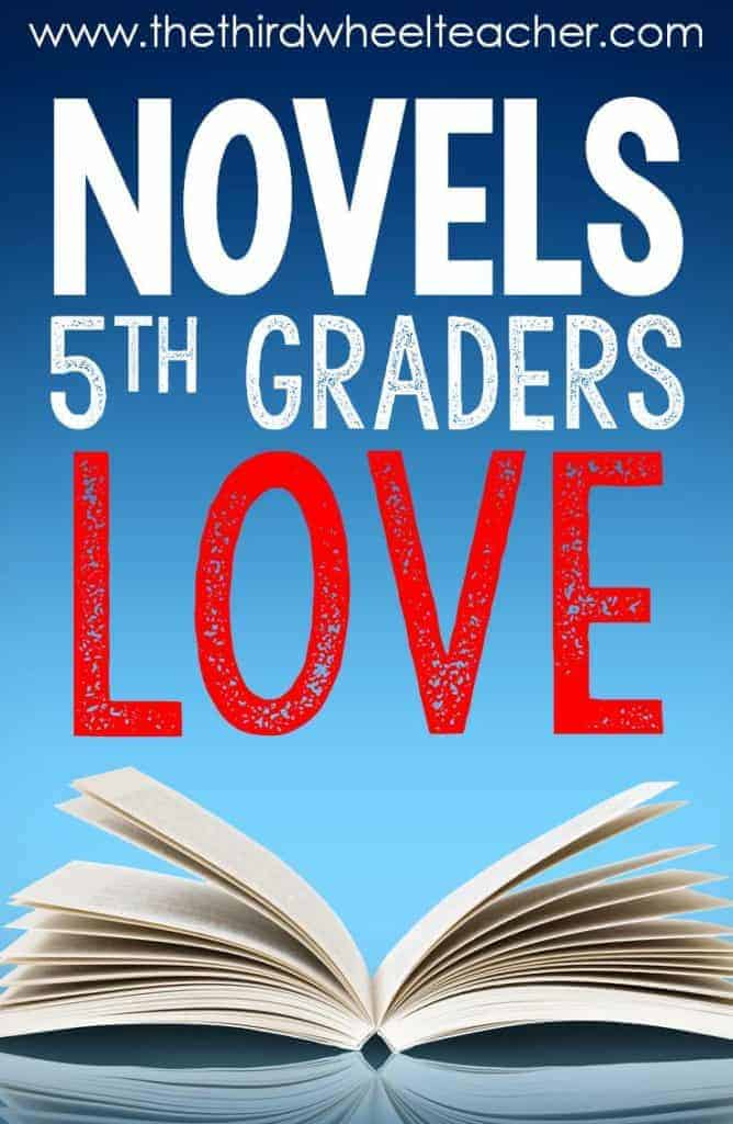5th grade novels perfect for your kiddo or classroom library Get ideas for your next book club or literature circle and find new books to add to your classroom library.