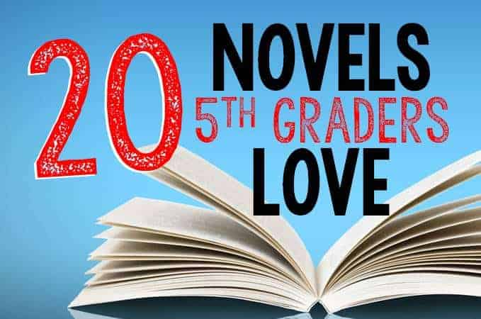 Best Books for 5th Graders