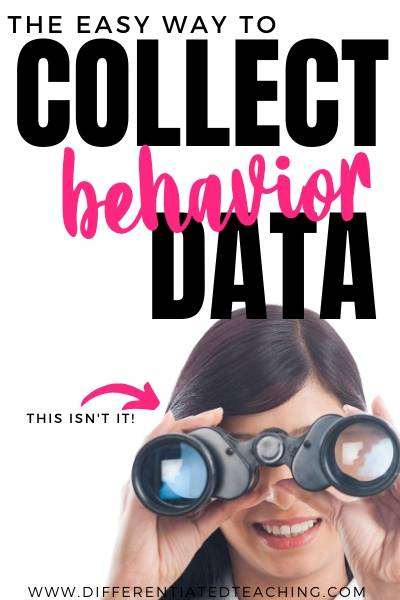Student Behavior Data - what to collect and how