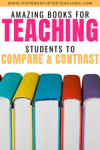 Mentor Texts for Compare and Contrast