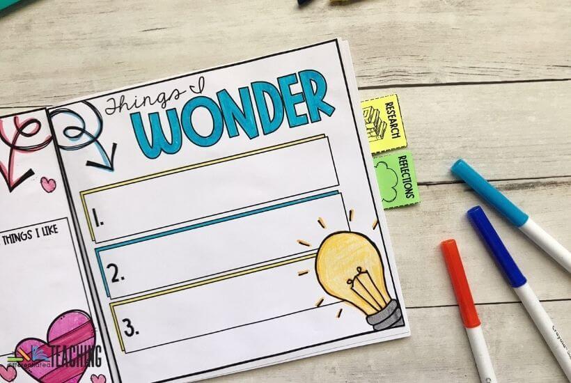 Genius Hour Lesson Plans