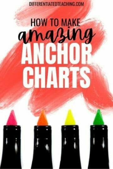 making anchor charts