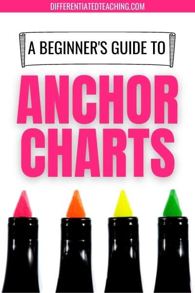 beginners guide to anchor charts