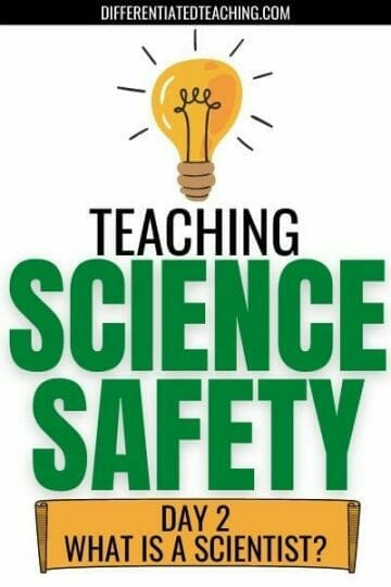 tips for teaching science to elementary students at the beginning of the year