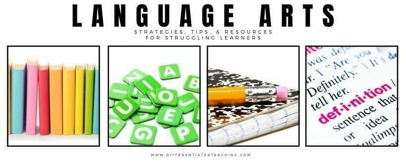 teaching reading and writing skills