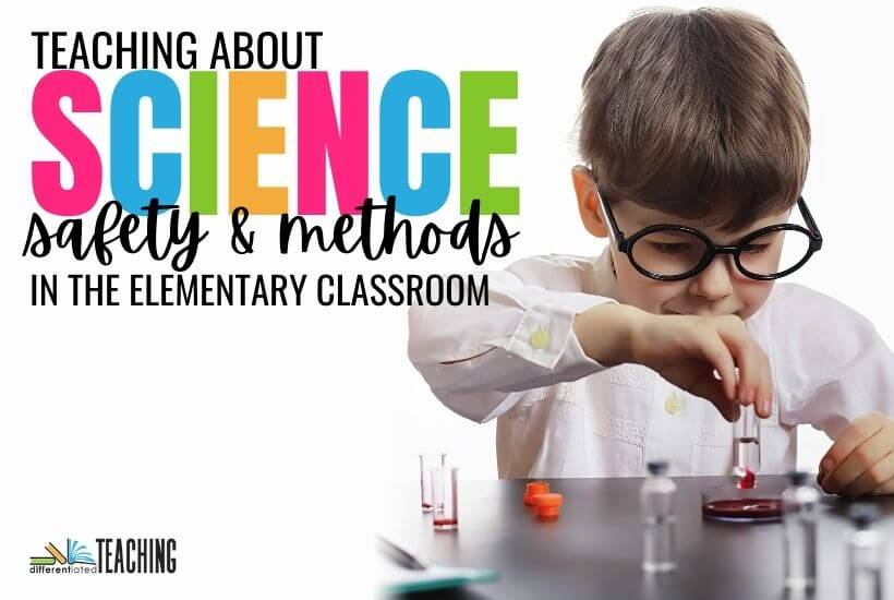 teaching science in the elementary science classroom