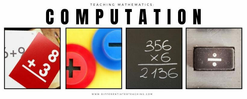 Teaching Math Facts to Struggling Students