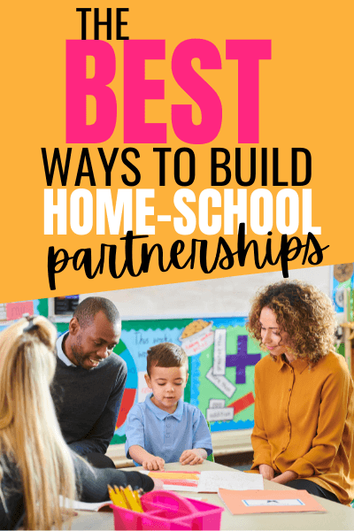 Strong Home-School Relationships