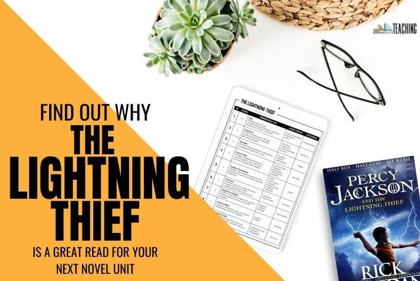 The Lightning Thief Literature Guide