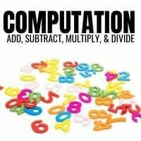 Teaching Math Facts and Computation